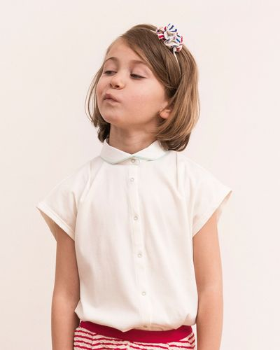 71643446e18c8 PETER PAN COLLAR BLOUSE (RIB JERSEY) BABIES   KIDS GIRLS SHIRTS   BLOUSES