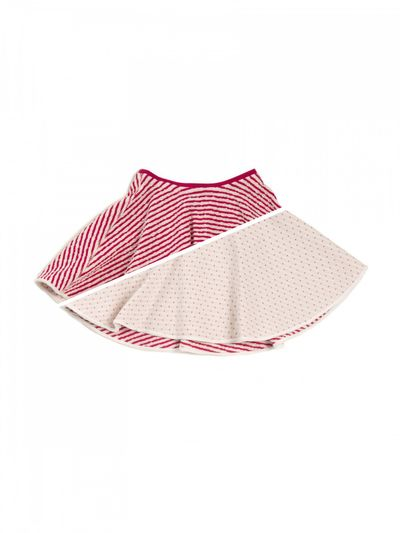 CIRCLE SKIRT CRASH REVERSIBLE – image 6