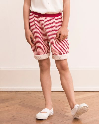 PLEATED SHORTS CRASH – image 4