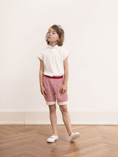 PLEATED SHORTS CRASH – image 5