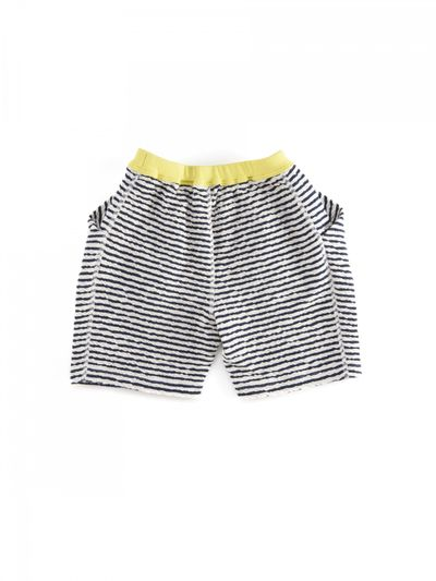 PLEATED SHORTS CRASH – image 3