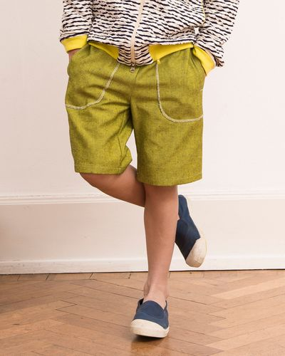 SHORTS DOUBLE DENIM – image 1
