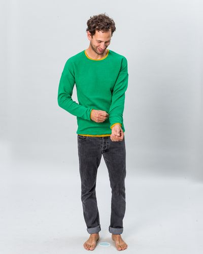 MERINO PULLOVER (WAFFLE KNIT) – image 3