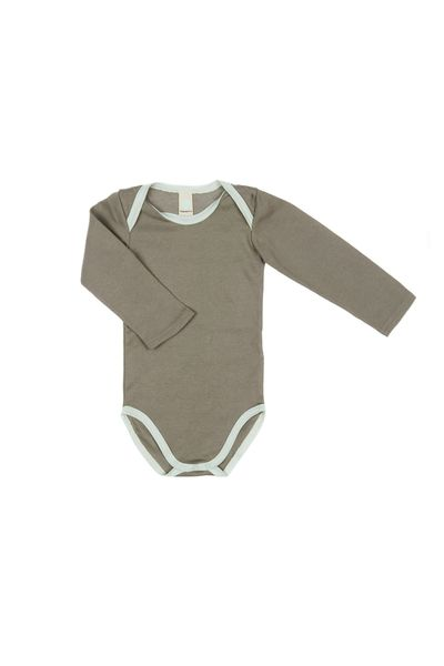 LONG SLEEVE BODY (RIB JERSEY) – image 1