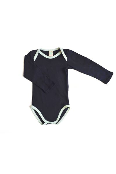 LONG SLEEVE BODY (RIB JERSEY) – image 5