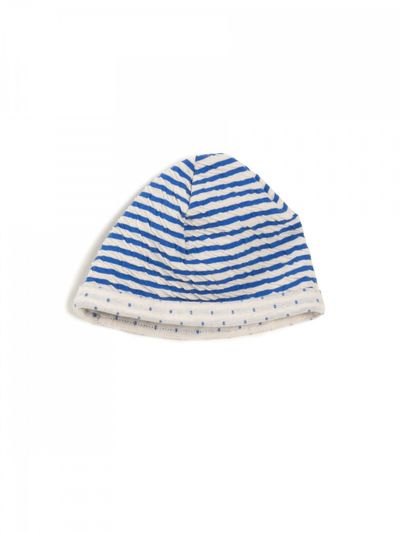 STRIPE HAT (CRASH KNIT) – image 3