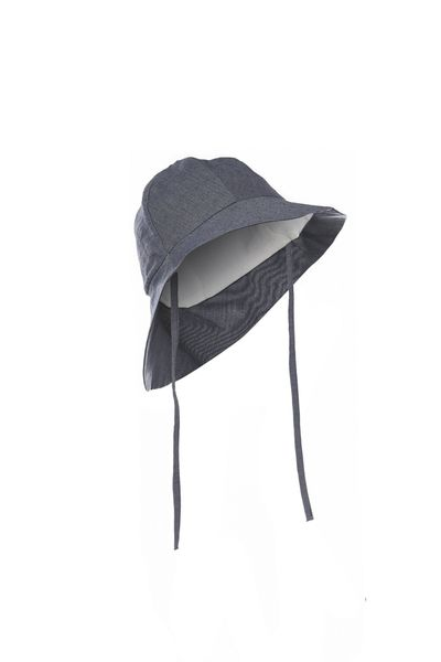 SUN HAT LINETTE WITH NECK PROTECTION – image 1