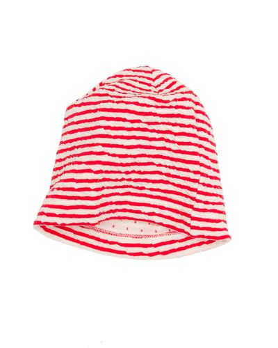 STRIPE HAT (CRASH STRUCTURE KNIT) – image 2