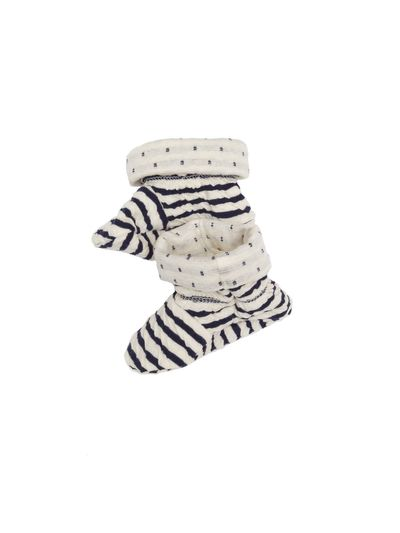 BABY SHOES (CRASH KNIT) – image 1