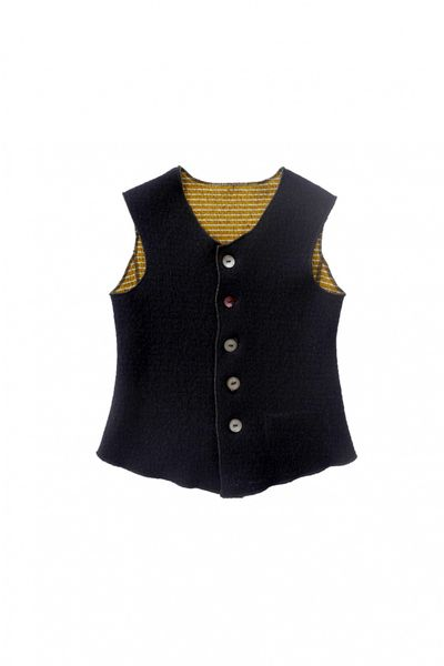 VEST IQ-FABRIC REVERSIBLE – image 1