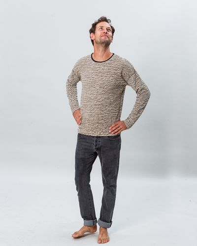 NEWSTRIPE PULLOVER REVERSIBLE (CRASH STRUCTURE KNIT) – image 2