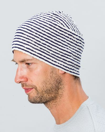 STRIPE HAT (CRASH STRUCTURE KNIT) – image 1