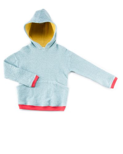HOODIE (RELIEF STRUCTURE KNIT) – image 3