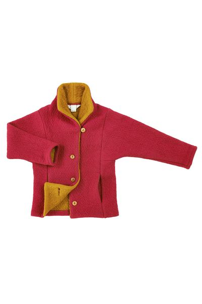 MERINO JACKET (BOILED WOOL KNIT) – image 7