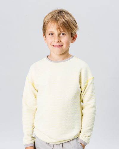 PULLOVER REVERSIBEL (CRASH ARMADILLO STRICK)