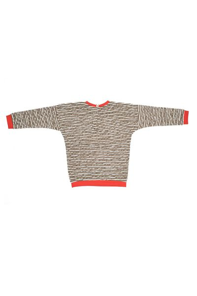 STRIPE PULLOVER (CRASH KNIT) – image 11