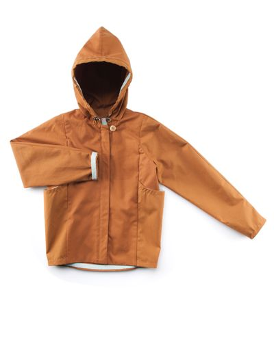 WINDBREAKER WITH HOOD LOTUS TECH – image 2