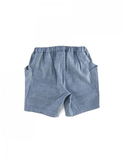 SAILING SHORTS DENIM – image 3