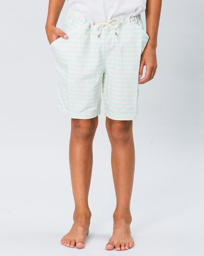 SAILING SHORTS SEERSUCKER – image 1