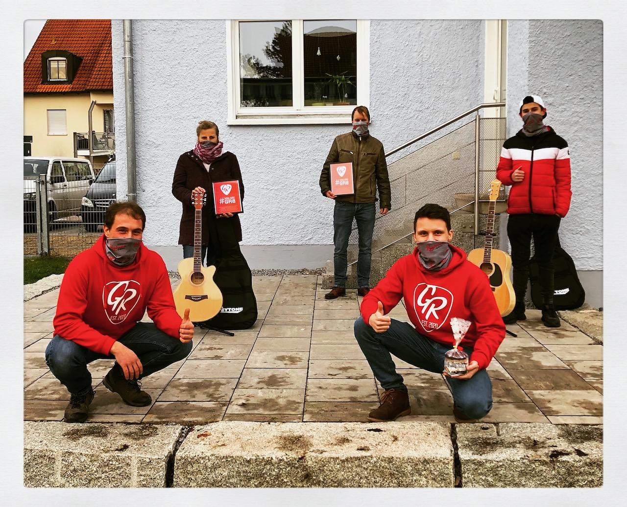 Rummelsberger Diakonie in Roth und Neumarkt (15.12.2020)
