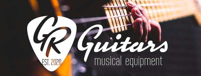 GR Guitars - selected musical equipment - est. 2020!