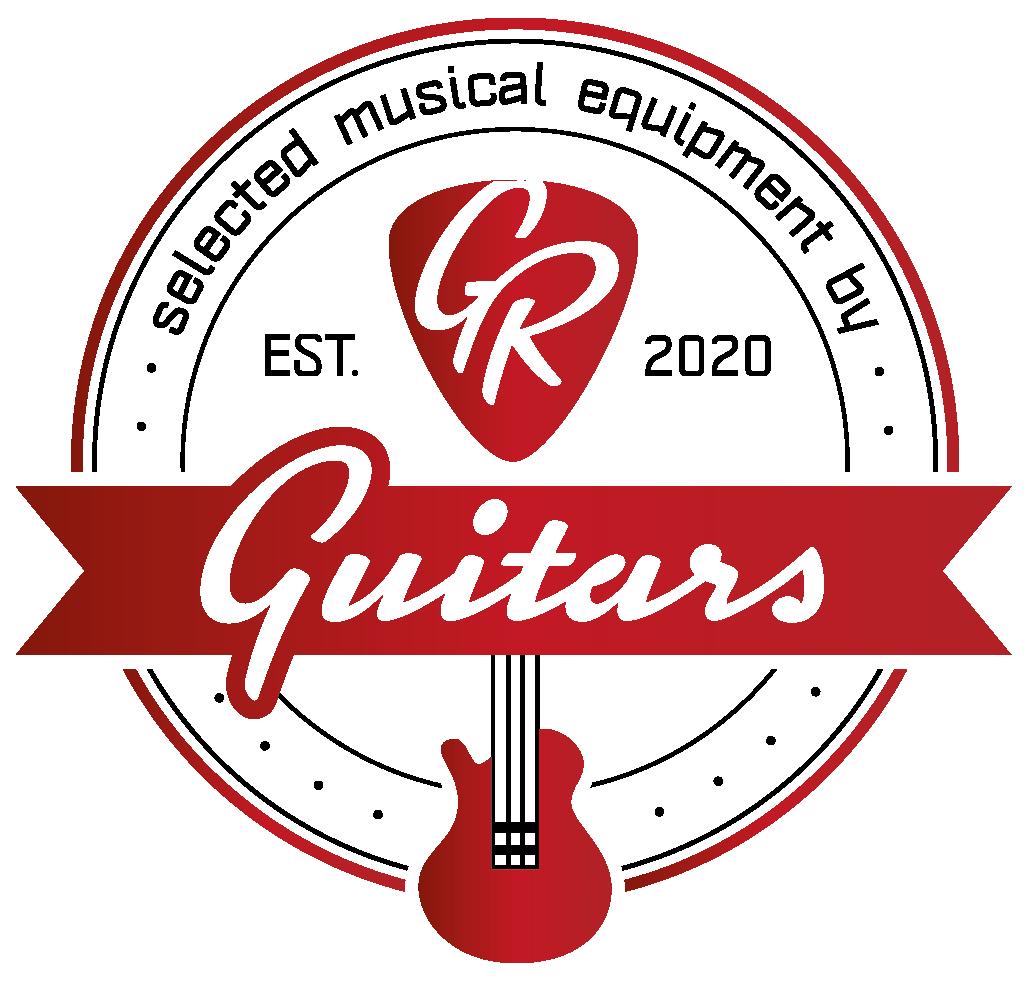 GR Guitars est. 2020 selected musical equipment