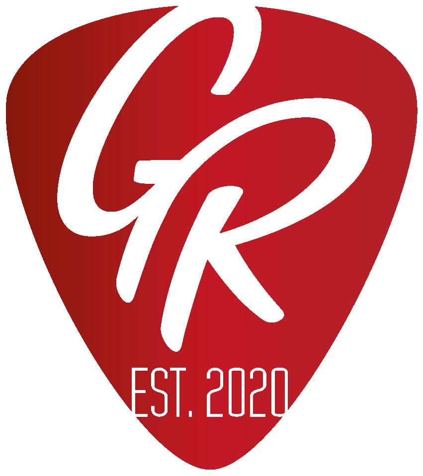 GR Guitars est. 2020 Icon rot