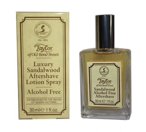 Taylor Sandalwood Aftershave Spray