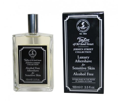 Taylor Jermin Street Alcohol Free Aftershave Lotion