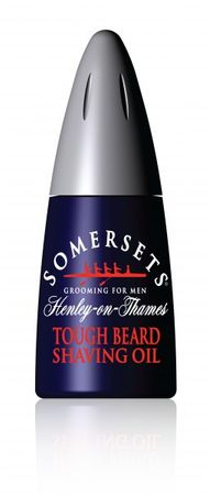 Somersets Tough Beard Rasieröl 15ml – Bild 1