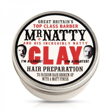 Mr. Natty - Clay Hair Preparation - Haarpaste