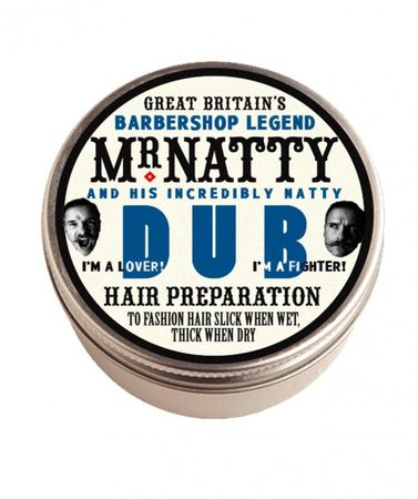 Mr. Natty - Dub Hair Preparation - Haarstyling-Paste