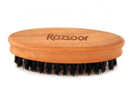 RAZZOOR Bartpflegeset im Lederetui – Bild 4