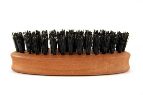 RAZZOOR Bartpflegeset im Lederetui – Bild 5