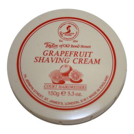 Taylor Grapefruit Shaving Cream - Rasiercreme – Bild 2