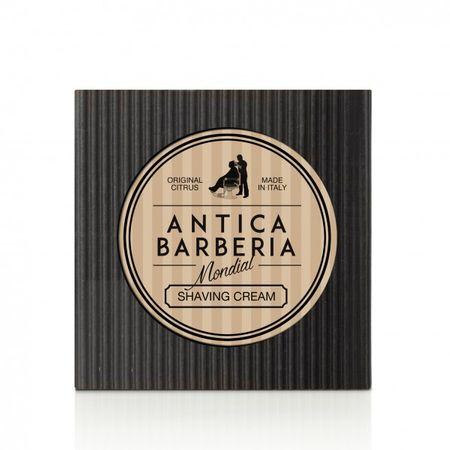 Antica Barberia MONDIAL  - Shaving Creme Original Citrus - Rasiercreme – Bild 1