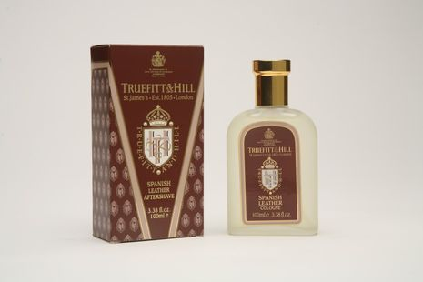 Truefit & Hill Spanish Leather Aftershave Splash