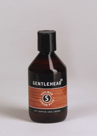 GENTLEHEAD Lemon Beer Shower Gel - Duschgel