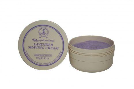 Taylor of Old Bond Street  Lavendel Shaving Cream 150g Dose