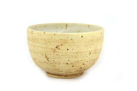 Rasierpinsel Set Faux Horn mit handgefertigter Keramikschale – Bild 4