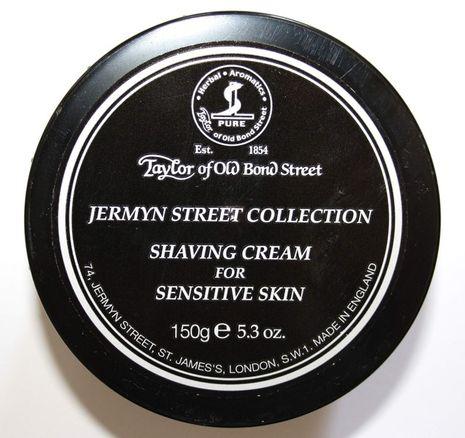 Taylor Jermin Street Shaving Cream 150g Dose