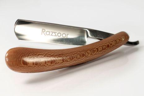 RAZZOOR Straight Razor Chanaar