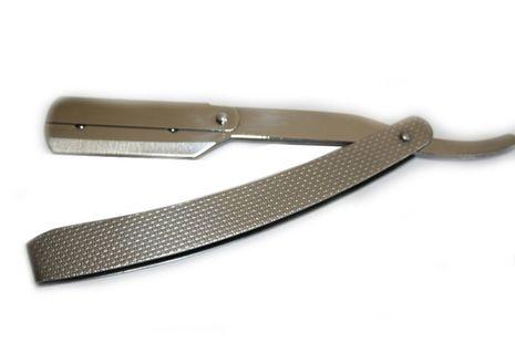 RAZZOOR Ice - Razor for replaceable blades