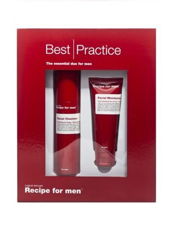 Recipe for men Geschenk-Set Best Practice