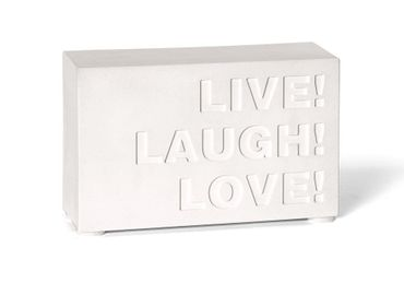Live! Laugh! Love! – Bild 4