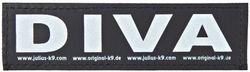 2 Julius-K9® Klettsticker
