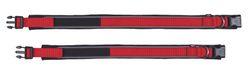 Trixie Premium Halsband, neoprengefüttert L: 48–55 cm/30 mm rot