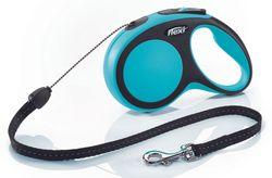 Trixie, flexi New COMFORT, Seil, S: 8 m, blau