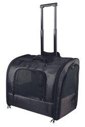 Trixie, Trolley Elegance, 45 × 41 × 31 cm, schwarz
