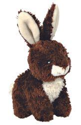 4 Kaninchen, Plüsch – Bild 1